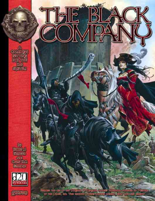 Black-Company rpg
