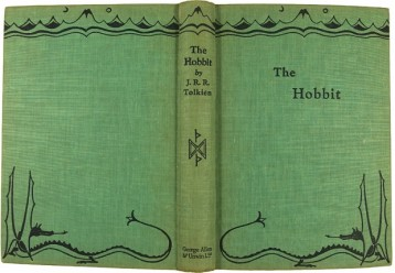 1a capa do Hobbit
